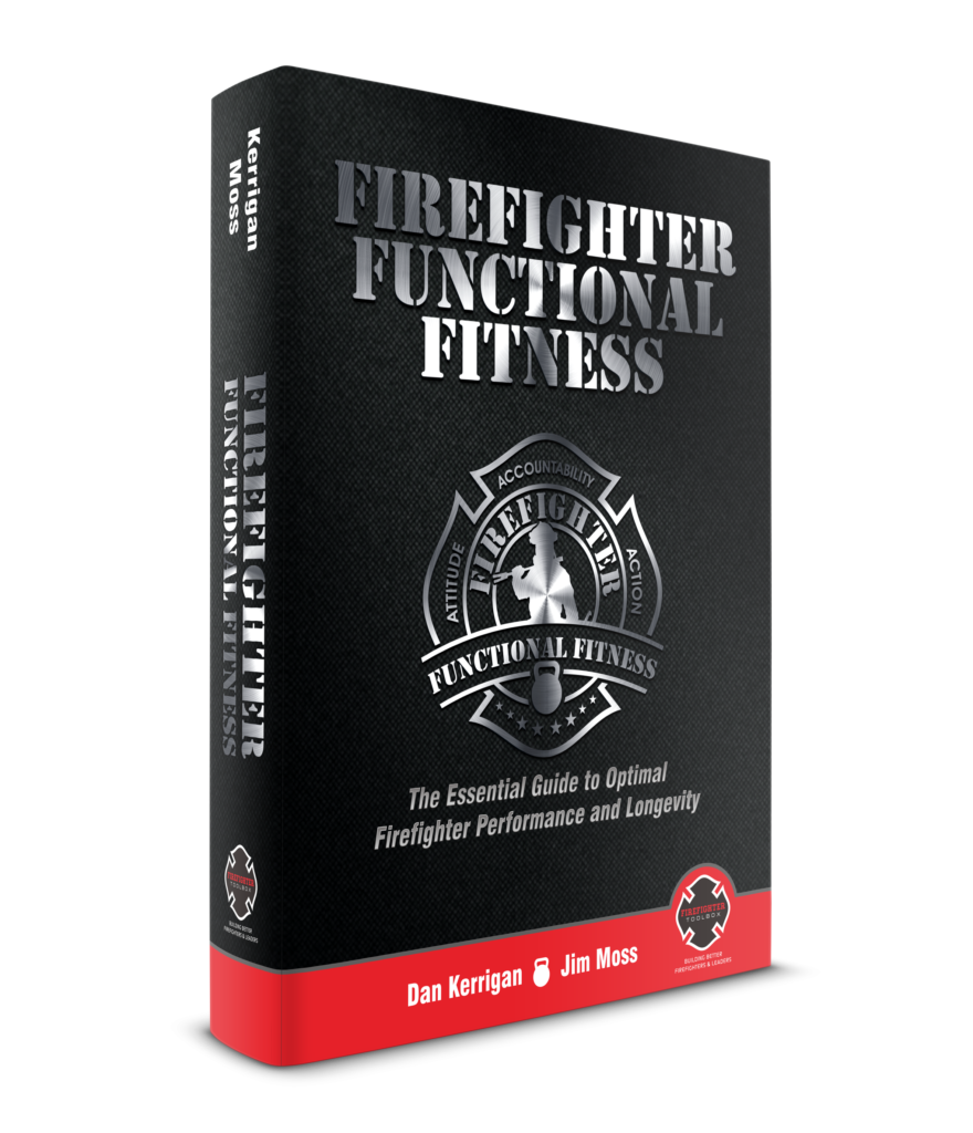 Firefighter Functional Fitness Book